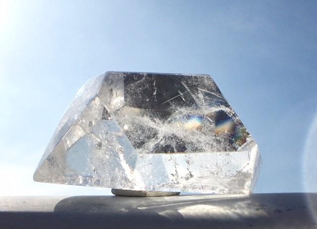 SHRIヒマラヤ水晶ラフカット46g-1