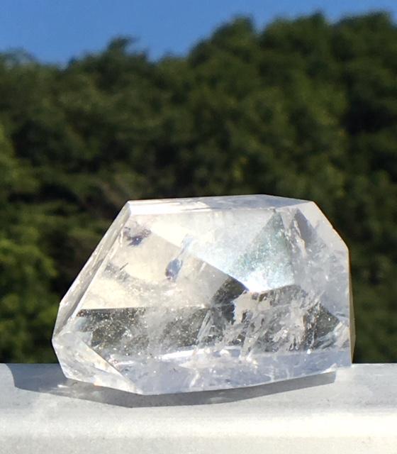 SHRIヒマラヤ水晶ラフカット46g-2
