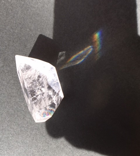 SHRIヒマラヤ水晶ラフカット46g-6