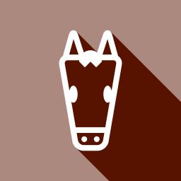 馬アイコン 羊ワークスのブログ