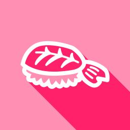 お寿司 えび アイコン 羊ワークスのブログ