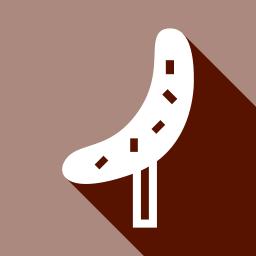 チョコバナナアイコン 羊ワークスのブログ