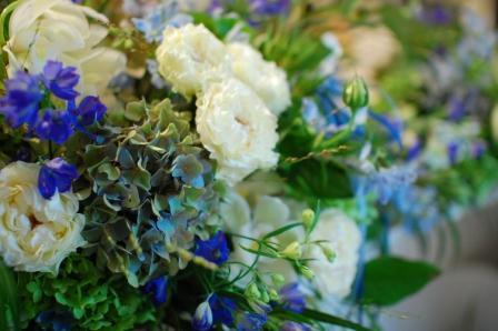 ★会場装花★