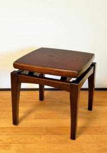 欅一枚板飾り台