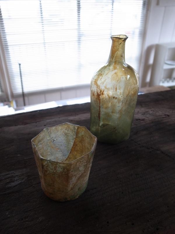 オランダガラス