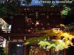 本土寺入口