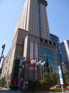 新橋 第一ホテル東京 建物外観