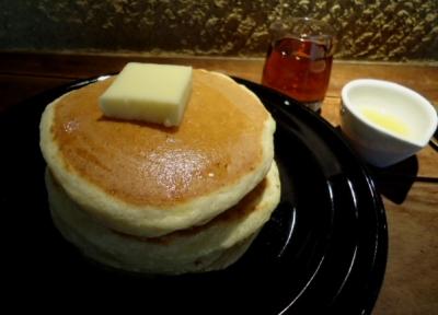 渋谷「24/7 coffee & roaster」パンケーキ