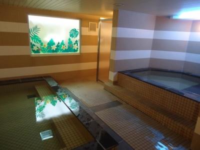 御宿「サヤン・テラス」大浴場