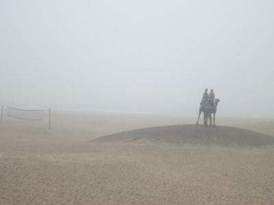 御宿 月の砂漠 オブジェ