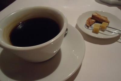 代官山 カノビアーノ ランチ コーヒー
