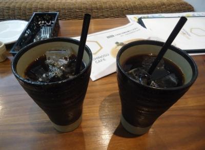 名古屋「はちの巣カフェ 矢場町店」コーヒー