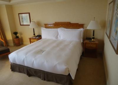 名古屋マリオットアソシアホテル コンシェルジュフロア デラックスダブル部屋