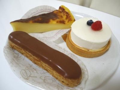 メゾン ランドゥメンヌ トーキョー チーズケーキ