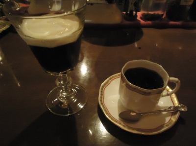 名古屋/栄 CAFE FILL de VINCENNES カフェ・フィユ・ドゥ・ヴァンサンヌ アイリッシュコーヒー