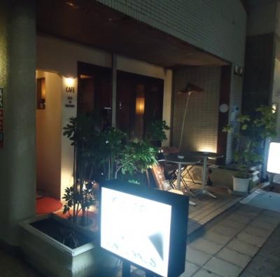 名古屋/栄 CAFE FILL de VINCENNES カフェ・フィユ・ドゥ・ヴァンサンヌ  外観