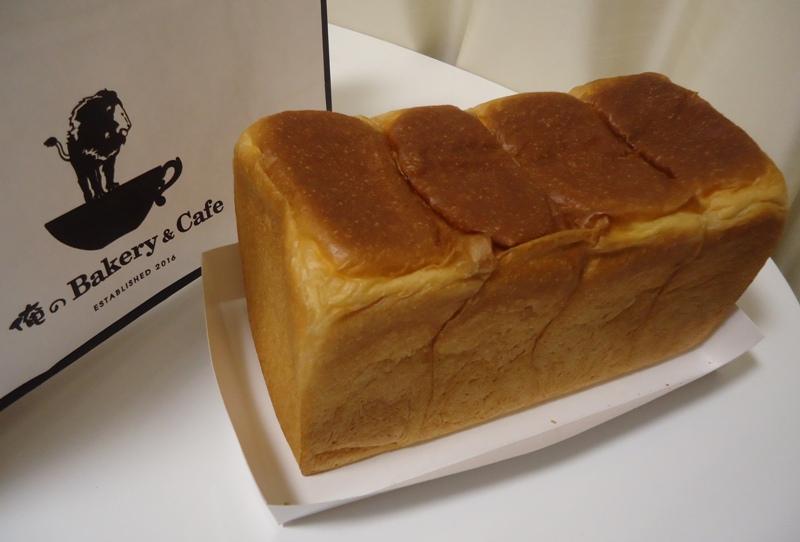 恵比寿「俺のBakery&Cafe 俺のベーカリー&カフェ」食パン ...