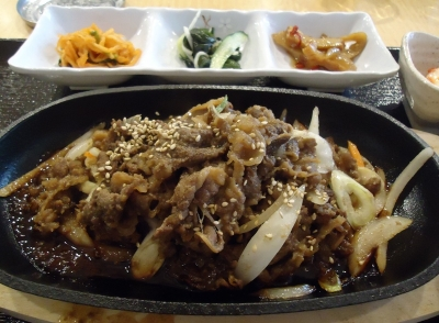 東麻布/赤羽橋 韓国料理「和韓」プルコギランチ