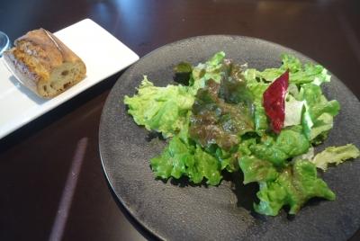 WAKANUI ワカヌイ カジュアルランチ サラダ