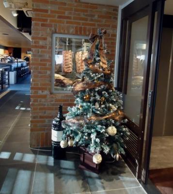 WAKANUI ワカヌイ 熟成肉 クリスマスツリー