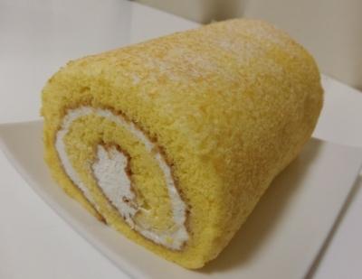 赤坂「パティスリー アラボンヌー」ボンヌーロール ケーキ