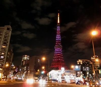 東京タワー バレンタイン ダイヤモンドヴェール2017