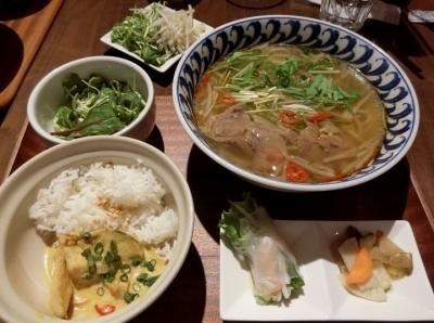 六本木 ベトナム料理「CYCLO シクロ」ランチセット