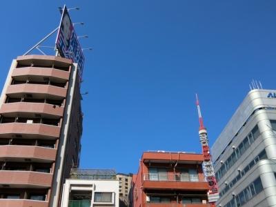 おのののか エクシオ 東京タワー