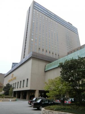 リーガロイヤルホテル大阪 外観