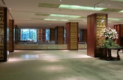 リーガロイヤルホテル大阪 ロビー