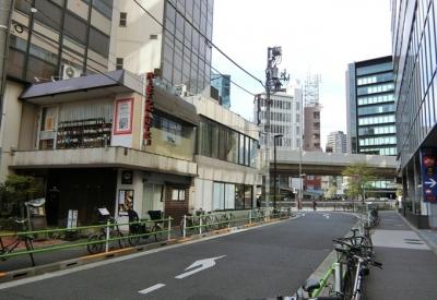 六本木 GATTO NERO ガットネーロ 店舗外観
