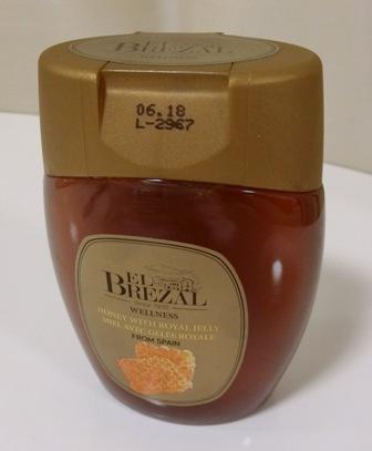 はちみつ EL BREZAL エルブレザル 生ローヤルゼリー入り蜂蜜