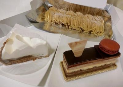 六本木「DEAN&DELUCA ディーン&デルーカ」ケーキ