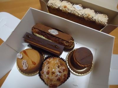 目白「Aigre Douce エーグルドゥース」ケーキ