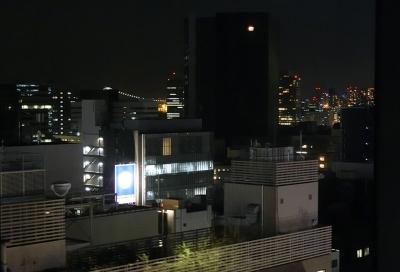 GINZA SIX 銀座シックス 屋上庭園 ROOFTOP GARDEN 夜景 レインボーブリッジ