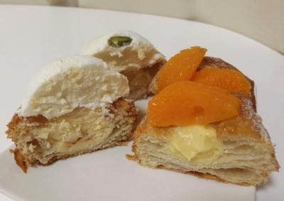 銀座シックス GINZA SIX JEAN FRANCOIS ジャンフワンソワ ミルクパン