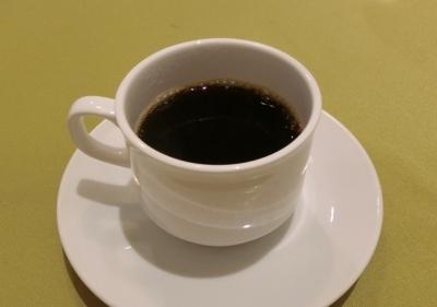 六本木ヒルズ「ILBrio イルブリオ」ランチコーヒー