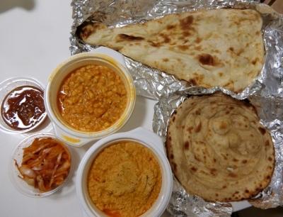 六本木 インド料理「MOTI モティ」カレーの宅配デリバリー