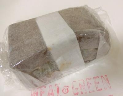 ギンザシックス「MEAT&GREEN ミート&グリーン 旬熟成」サンドイッチ