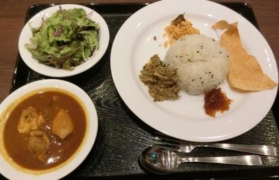 日本橋 スリランカ料理「KANDY キャンディ」カレー