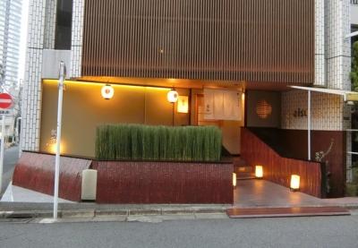 六本木 龍吟 建物外観