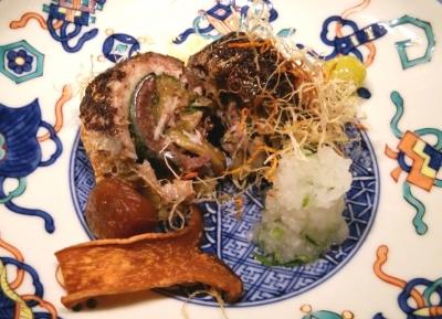 六本木 龍吟 秋刀魚 さんま