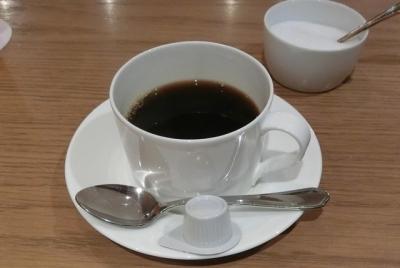 六本木一丁目「BALCONY バルコニー」ランチコーヒー
