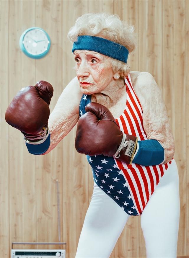 ボクシング!