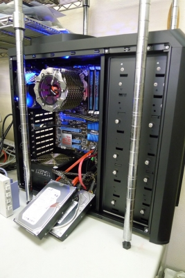 パソコン製作