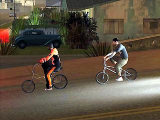 自転車自転車