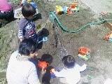 20110421砂遊び