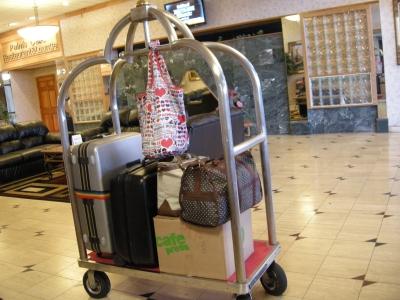 アメリカ旅行