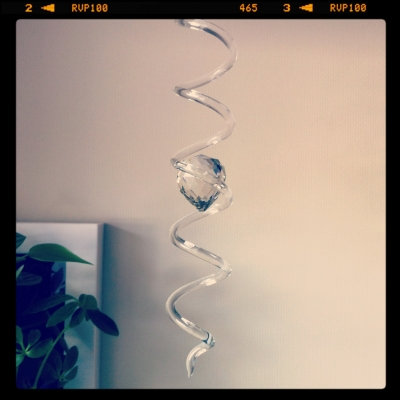 magic glass spiral