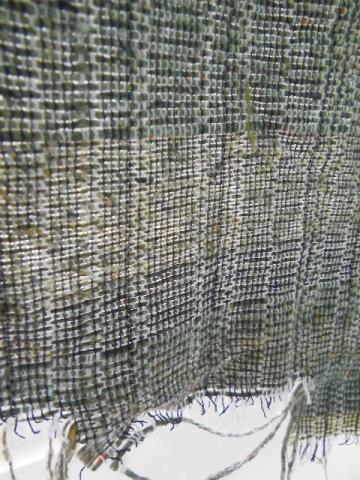 手織りタイコットン